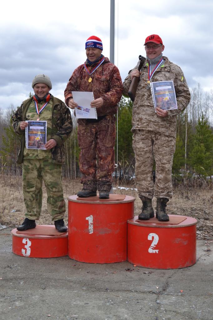 победители соревнований посвященных Дню Победы